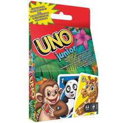 UNO Junior állatos kártyajáték