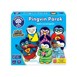 Orchard Toys Mini játék - Pingvin párok