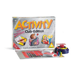 Activity Club Edition társasjáték felnőtteknek