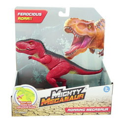 Dragon-i Megasaurus, világító és hangot adó, 20 cm-es T-Rex