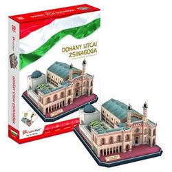 Dohány utcai zsinagóga 3D puzzle 94db-os