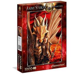 Clementoni 1000 db-os puzzle Anne Stokes Belső erő