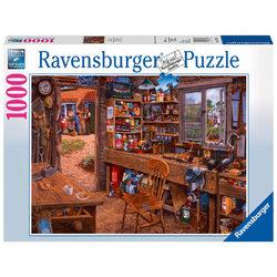 Ravensburger Nagypapa szekrénye 1000 darabos puzzle