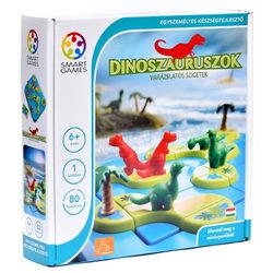 Smart Games Dinoszauruszok - Varázslatos szigetek logikai