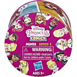 Disney Princess Comics gyűjthető meglepetésfigura